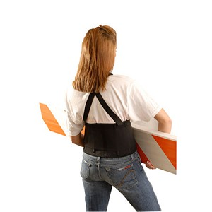 OccuNomix Back Belt with Suspenders, XXX-Large - Model 625-3XL, Each