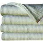 "Acme Linen Company Thermal Blanket, 66"" x 90"", White, Each"