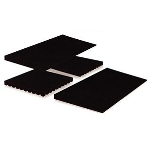 "EZ-ACCESS Rubber Threshold Ramp - 2-1/2""H Rubber Threshold - Item #562731"