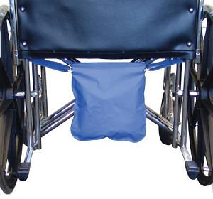 Medi-Pak Urinary Drainage Bag Holder, Accessory for Wheelchairs, Geri-Chairs or Bed Rails, Each