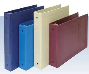 Omnimed Ring Binder Blue, Each - Model 205009-BL3