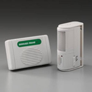 Posey Wireless Infrared Alarm, Each - Model 8376